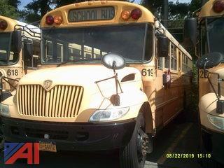 (619)  2007 International 3000 School Bus