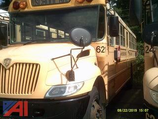 (621) 2007 International 3000 School Bus