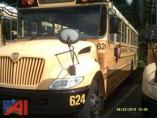 (624) 2007 International 3000 School Bus