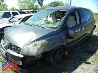 (#7) 2004 Nissan Quest Van