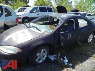 (#11) 2004 Dodge Intrepid 4 Door