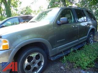 (#22) 2002 Ford Explorer SUV