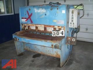 TruFab Hydraulic Shear