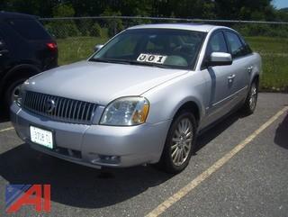 2005 Mercury Montego Premier Sedan