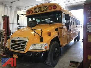 2012 Blue Bird Vision School Bus