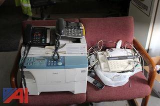 Fax Machines, Desks & More