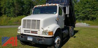 1990 International 8100 Dump Truck