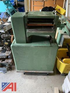 Parks Woodworking Machine Co. Planer