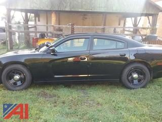 2013 Dodge Charger Sedan/Police Emergency Vehicle