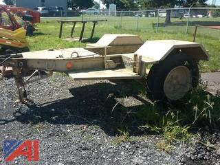 Military Surplus Trailer