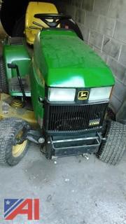 1999 John Deere 425 Mower
