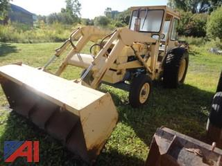 1973 Ford Tractor with Loader