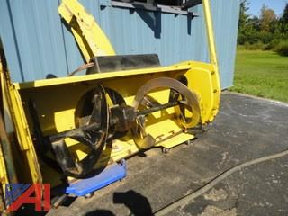 "John Deere 47"" Snow Thrower Attachment"