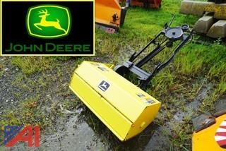 John Deere #30 Mechanical Tiller Attachment