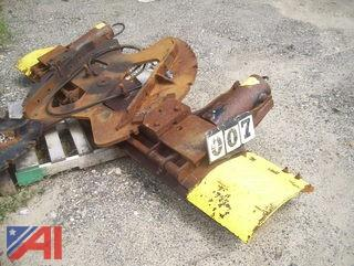 Root 10' Belly Scraper