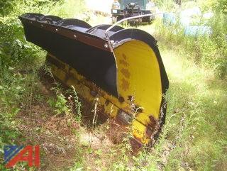 Flink 11' Reversible Plow
