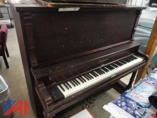 Upright Kenmore Piano