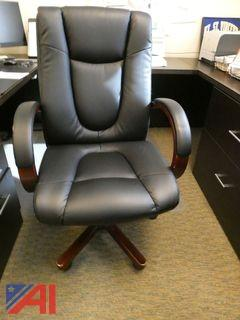 Large Lot of Miscellaneous Chairs