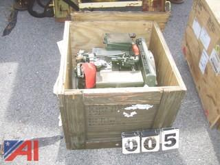 Military Gas Engine