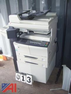 2007 Copystar CS-2550 Printer