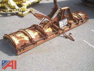Fisher 9' Reversible Plow