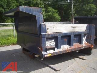 RS 9' Steel Dump Body