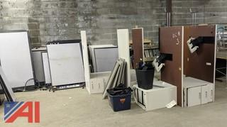 Office Partitions, Works Stations & More