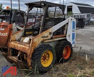 1990 Bobcat 743 Skidsteer (Parts Only)