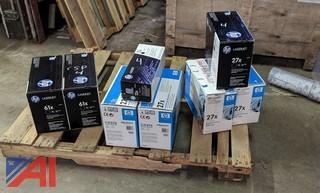 HP LaserJet Black Toner Cartridges
