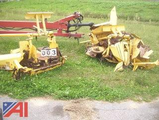 New Holland Corn Heads