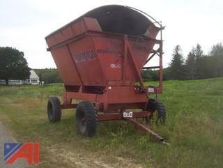 Richardton 1200 Forage Wagon