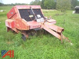 Case/International 3450 Round Baler