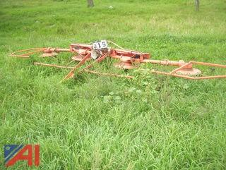 Kuhn GF 5001 TH Tedder