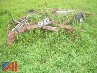 International 370 Disc Harrow