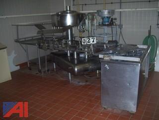 Milk Bottle Filling Equipment