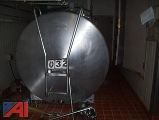 Surge 1600 Gallon Tank