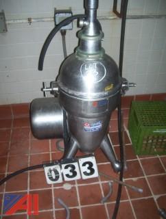 1989 Equipment Engineering Centerfuge