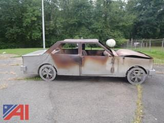 Sheet Metal Prop Car