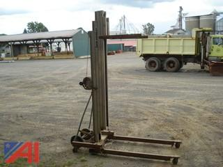Genie Crank Material Superlift