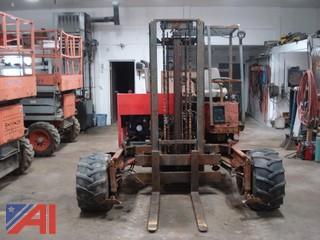 Moffett Mounty Forklift