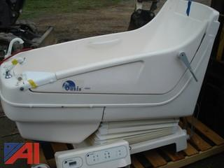 Oasis Reclining Side-Entry Bathtub