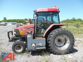 "2001 Case CX90 Tractor with 60"" Rotary Mower"