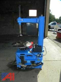 Atlas TC489 Tire Changing Machine with Accessories