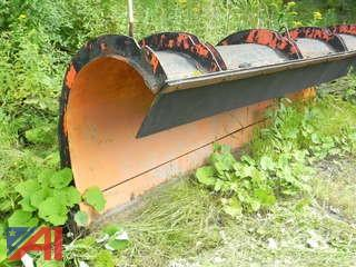 11' Hydraulic Plow