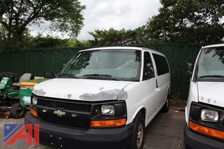 2008 Chevy Express Sports Van