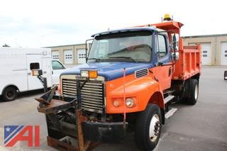 2007 International Freightliner Business Class M2 106 Dump Truck