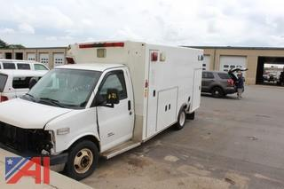 2013 Chevy Express Duramax 4500 Ambulance