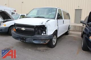 2008 Chevy Express Van