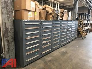 Stanley Vidmar Metal Storage Cabinet