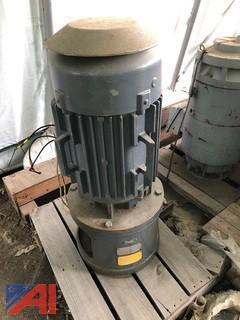 Sulzer Bingham Vertical Pump
